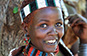 Young Hamer woman, Omo Valley, Ethiopia